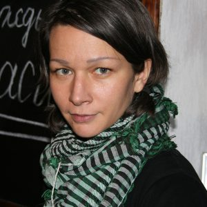 Оля Хохлова