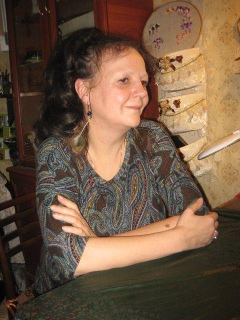 Нина Савушкина